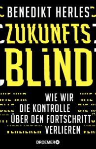 Buchcover Zukunftsblind
