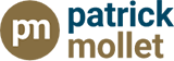 Patrick Mollet Logo